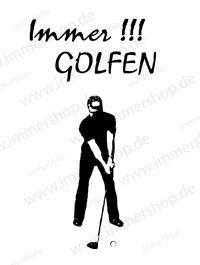 immer golfen 2
