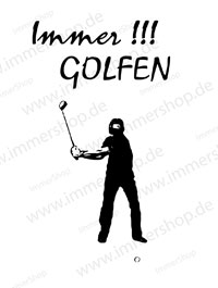 immer golfen 3